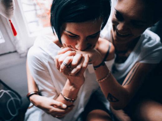 témoignage lesbienne hétéro virginie