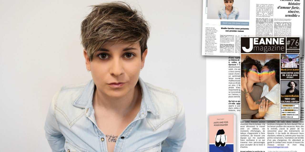 elodie garnier jeanne magazine